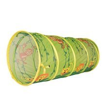 Pacific Play Tents Kids In The Jungle 4 Foot Crawl Tunnel for Indoor / Outdoor Fun