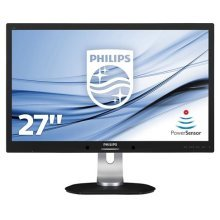 Philips 272S4LPJCB/00272S4LPJCB/00 27-Inch Monitor (16:9, 2560X1440, VGA, DVI)