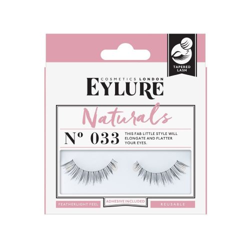 Eylure Strip Lashes, Naturals Number 033