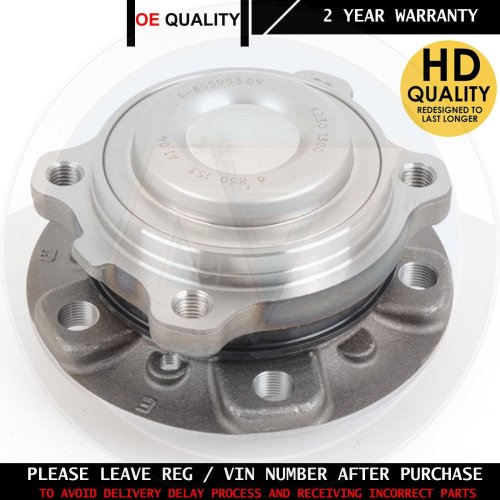 FOR BMW 518d 520d 525d 530d 535d F10 F11 FRONT WHEEL BEARING HUB KIT COMPLETE
