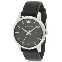 Emporio Armani Classic Leather Mens Watch AR1692