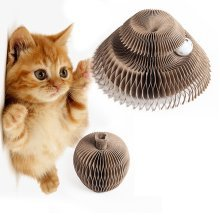 Deformable  Cat Toys Scratch Board