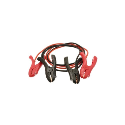 Jump Leads With LED Clamps - 5mm x 2m