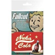 Fallout 4 Nuka Cola Advert Card Holder