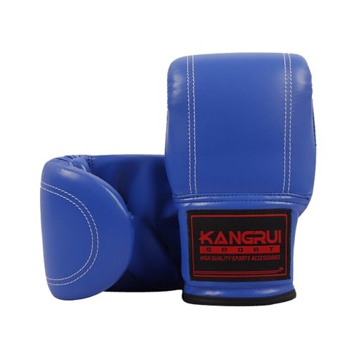 Hot Sale Adult Boxing Gloves Training Gloves BLUE, Free Size