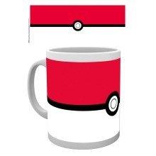 Pokemon Pokeball Mug