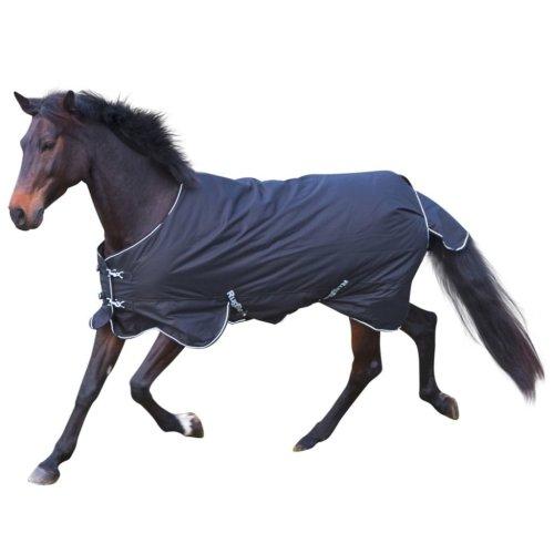 Kerbl Horse Blanket RugBe 200 Black 125 cm 326127