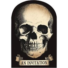 Boneyard Invitations 10cm x 15cm - /20