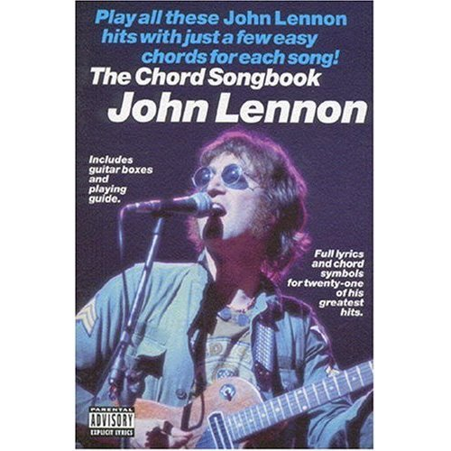 JOHN LENNON THE CHORD SONGBOOK LC