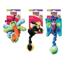 Kong Cat Kitty Fuzz Buggs Cat Toy