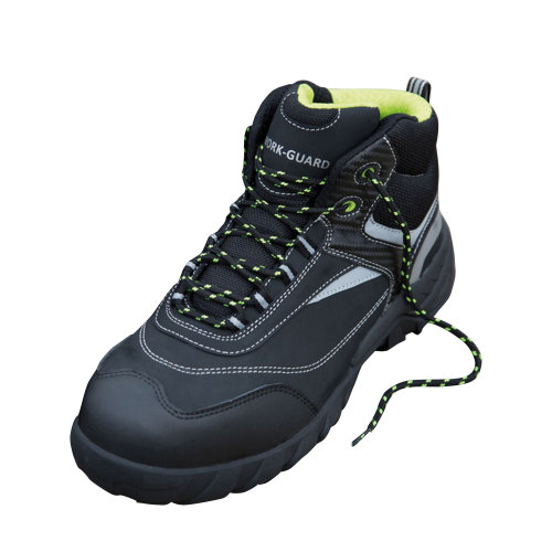 Result Workguard Mens Blackwatch Lace-Up Safety Boots