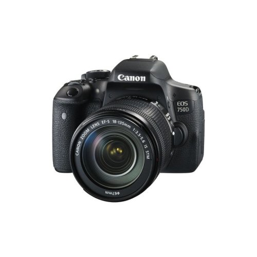 CANON EOS 750D KIT EF-S 18-135mm F3.5-5.6 IS STM