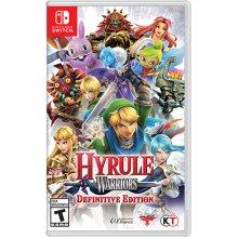 Nintendo Hyrule Warriors: Definitive Edition, Switch Definitive...