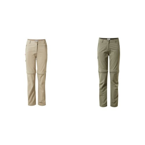 Craghoppers Womens/Ladies NosiLife Pro II Convertible Trousers