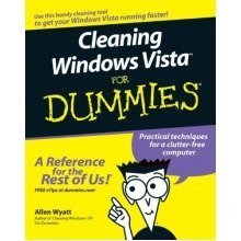 Cleaning Windows Vista for Dummies