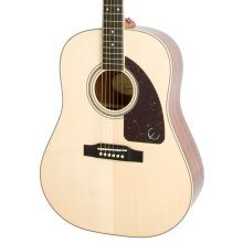 Epiphone AJ-220S Jumbo Acoustic Guitar Natural