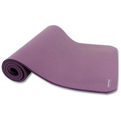 Empower Deluxe Fitness Mat (Purple)
