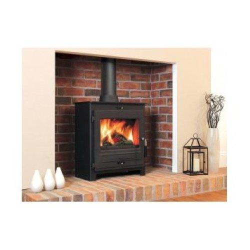 Designer Fire - Flavel SQ07 Multifuel Stove (No. 2)