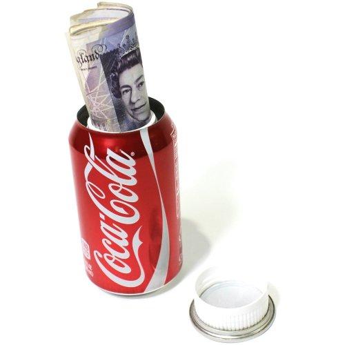 Coca-Cola Can Diversion Safe Stash Box Hidden
