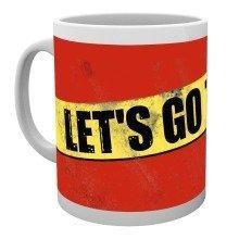 Reservoir Dogs Go to Work Mug