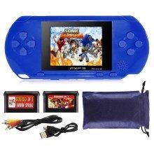 PXP 3 Portable Handheld Video 150+Game Console 16 Bit Retro Video game