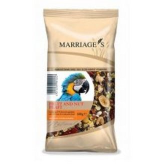 Marriages Specialist Parrot Fruit & Nut