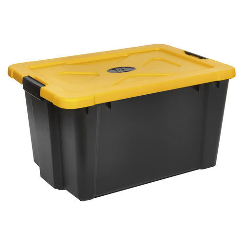 Sealey APB54 54ltr Composite Stackable Storage Box with Lid