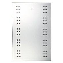 Homcom LED Illuminated Bathroom Mirror Waterproof with Touch Pad