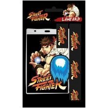 Street Fighter Ryu Lanyard
