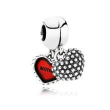 Pandora Mother Pendant Charm - 790950EN27
