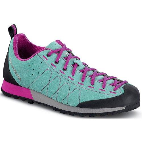 Scarpa Womens Highball Shoes Reef Water/Fuxia (UK4.25 / EU37)
