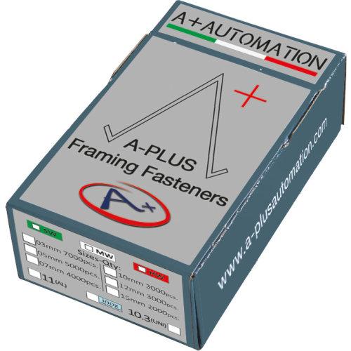 A+ automation A+ AL wedges 7mm Medium  4000 per box