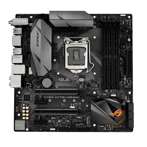 Asus Rog Strix Z270g Gaming Intel Z270 Lga 1151 (socket H4) Atx Motherboard