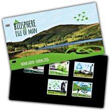 Biosphere Isle of Man Think Green Presentation Pack