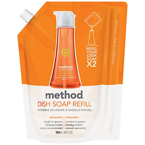 Method Washing Up Liquid Clementine 532ml