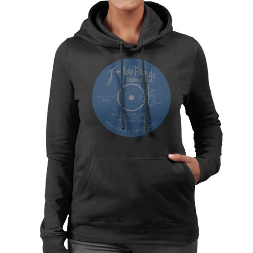 F Note Records The Sopranos Women's Hooded Sweatshirt