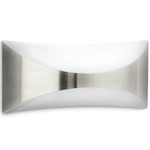 Philips myGarden Wall Light Seedling 23 W Silver 171664716
