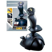 Thrustmaster USB Gaming PC Joystick for Flight and Combat Simulation Games