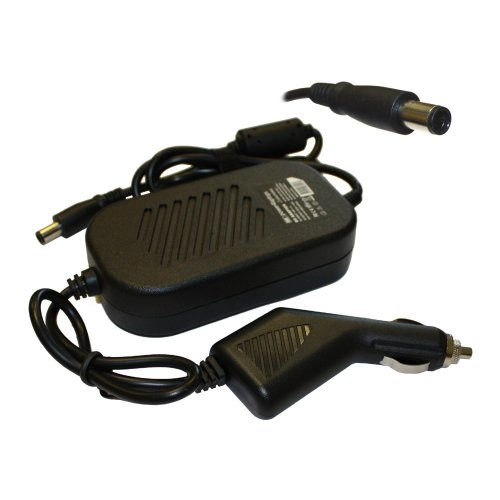 HP Envy dv7-7201TX Compatible Laptop Power DC Adapter Car Charger