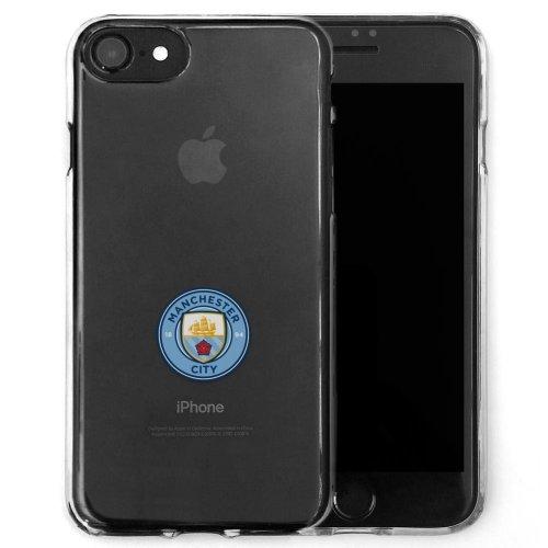 Manchester City FC iPhone 7/8 TPU Case