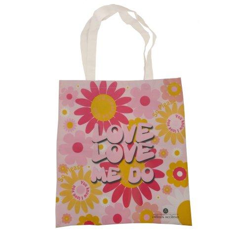 Lennon & McCartney Book Bag - Love Me Do