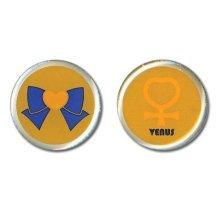 Sailor Moon Earrings - Sailor Venus