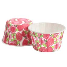 100PCS Lovely Baking Paper Cups Cupcake Carrier Cup Cupcakes Cases, No.1