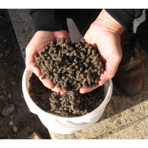 Slug Gone Wool Pellets 20L
