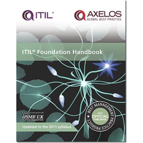 ITIL foundation handbook (Paperback)