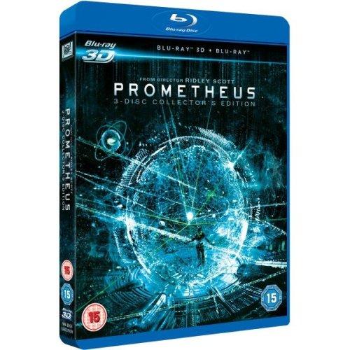 Prometheus 3d (includes 2d Version)