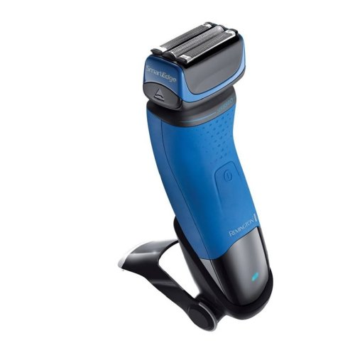 Remington Smart Edge Shaver Full Pivot Flex Technology - Blue (Model XF8500)