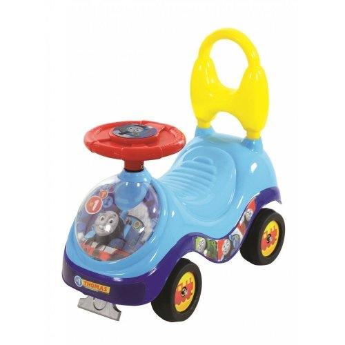 Thomas & Friends Kids Toddlers My First Ride On Sit On Car Blue M07211