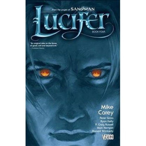 Lucifer: Book 4