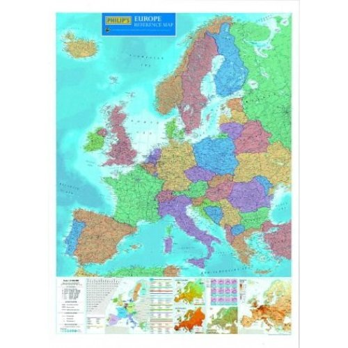 Philips Europe Reference Map